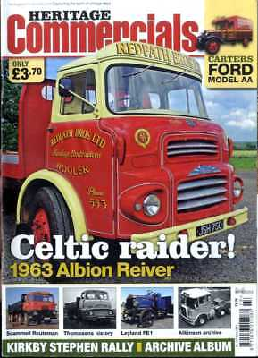 £6.99 • Buy Heritage Commercials Magazine 2010 Mar - Scammell Routeman, Leyand Fe1