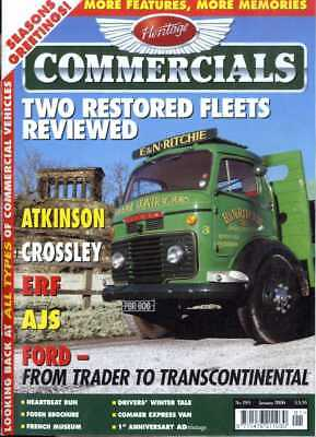 £6.99 • Buy Heritage Commercials Magazine 2006 Jan Atkinson, Crossley, Erf, Ajs, Ford