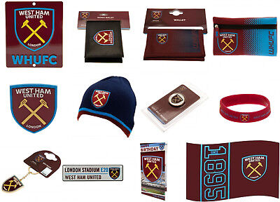 £4.49 • Buy West Ham United FC Official Football Club Souvenir Gifts Brand New