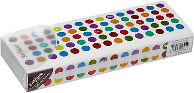 £5.62 • Buy Snopake Polka Dot PenPal Stationery And Storage Box/Case With Slide-Out Draw Of