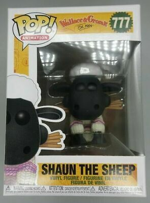 £14.99 • Buy #777 Shaun The Sheep - Wallace & Gromit Funko POP - Includes POP Protector