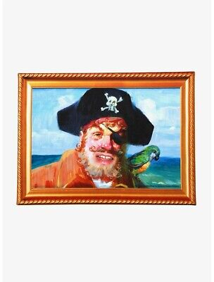 £2182.29 • Buy Spongebob Squarepants Painty The Pirate Patchy Painting Wall Art Captain Canvas