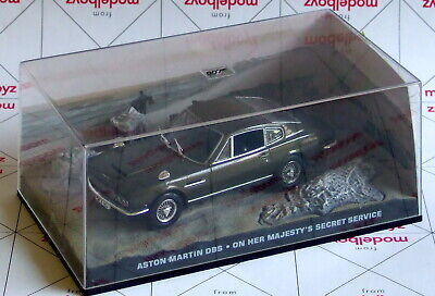 £8.75 • Buy James Bond Car Collection  ASTON MARTIN DBS From On Her Majesty's Secret Service