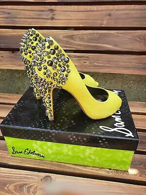 £40 • Buy Lovely Sam Edelman Stud Shoes, Size 7M Or UK5 - VGC, RRP £170