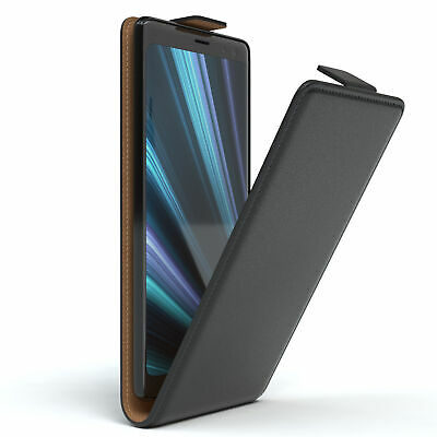 AU9.41 • Buy Case For Sony Xperia XZ3 Flip Protective Case Phonecase Cover Black