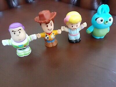 £6.99 • Buy Disney Toy Story 4 Fisher Price Little People X 4