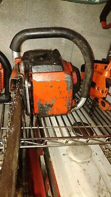 £55 • Buy Vintage Homelite 330 Chainsaw. PROJECT CHAINSAW NON RUNNING