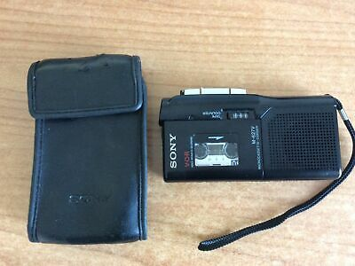 £14.99 • Buy Sony M-627V MicroCassette Voice Recorder Dictation Machine Preowned [PW)