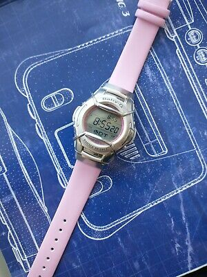 £35.99 • Buy Casio Baby G Ladies Watch MSG-135 G Shock Used Good Condition