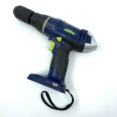 £17.90 • Buy Challenge Xtreme 18v Cordless Hammer Drill CDI2181 ONLY - NO BATTERY Free P&P