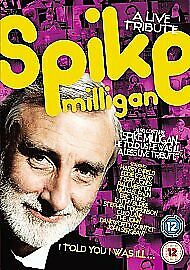 £0.99 • Buy Spike Milligan - I Told You I Was Ill (DVD, 2007)
