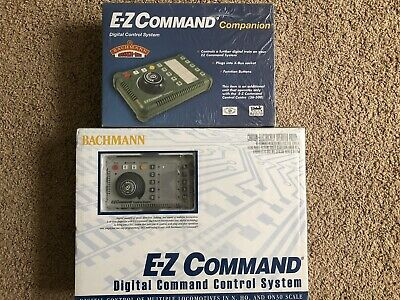 £117.28 • Buy Bachmann  E-Z Command Digital Command Control System 44902 And 44907