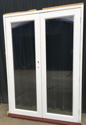 £1100 • Buy New External Wooden Double Glazed French Doors *1500x2090*