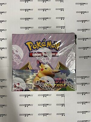 $149.50 • Buy Pokemon Cards - Vivid Voltage - Booster Box (36 Packs) - New Factory Sealed