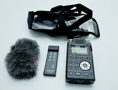 £31.01 • Buy Tascam Teac Dr-100 Professional Portable Stereo Recorder