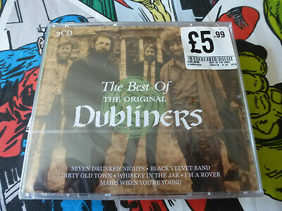 £6.50 • Buy The Dubliners The Best Of The Original Dubliners 2003 2cd Set New Factory Sealed