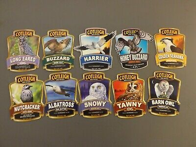 £6.50 • Buy 10 COTLEIGH BREWERY - Pump Clips.