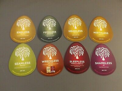 £2.99 • Buy 8 REDWILLOW  BREWERY - Pump Clips.