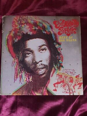 £9.99 • Buy BIG YOUTH  EVERYDAY SKANK.(THE Best Of Big Youth),1980,TRO VG++
