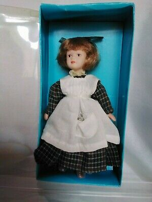 £4.99 • Buy Deagostini Collectable Porcelain Doll Sarah The Perfect Pupil 15 Cm