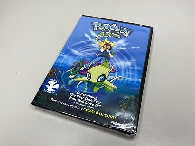 $7.95 • Buy Pokemon 4EVER (BRAND NEW SEALED DVD, Widescreen) Family Approved