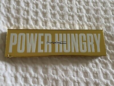 £9.50 • Buy Mac Power Hungry Eyeshadow And Highlighter Palette