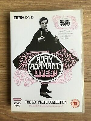 £13.25 • Buy ADAM ADAMANT LIVES! - THE COMPLETE COLLECTION - 5 DVD & BOOKLET - 60s TV