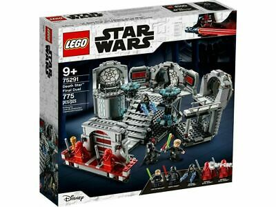 £59.99 • Buy LEGO Star Wars Death Star Final Duel 75291 - NEW  - No Minifigures Build Only