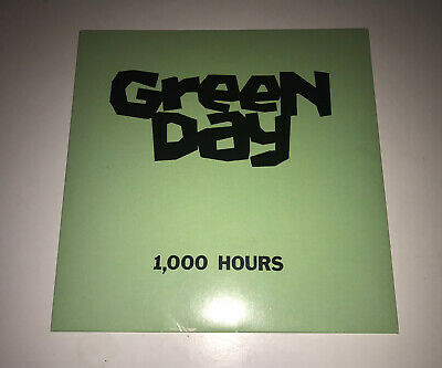 """£70.30 • Buy Green Day - 1000 Hours EP 7"""" Vinyl Record Repressing Lookout Records 45 RPM Rare"""