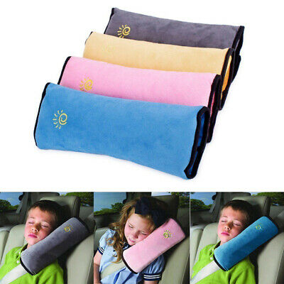 £3.29 • Buy Kids Car Safety Strap Cover Harness Pillow Shoulder Seat Belt Pad Child Cushions