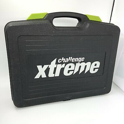 £17.90 • Buy Case/ Box For Challenge Xtreme CDI2181 18v Cordless Hammer Drill EMPTY Free P&P