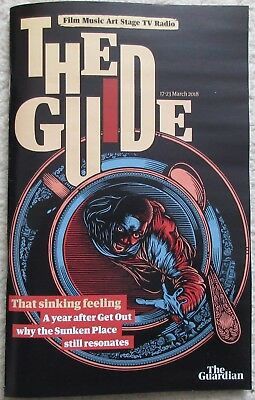 £2 • Buy Get Out's Sunken Place – Michael Jackson - Guardian Guide – 17 March 2018