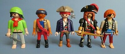 £4.99 • Buy Playmobil Pirate Figures - Collection & Accessories For Ship / Boat Island  (E)
