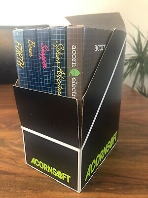 £19.99 • Buy Retro Games Acorn Electron Inc Snapper, Boxer, Sphinx, Forth Boxed Complete Vgc