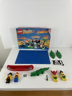 £44.77 • Buy LEGO 1788 1995 Base Parts For  Set With Instructions Pirates Island Rare