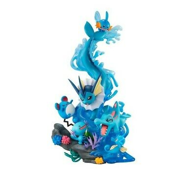$178 • Buy MegaHouse G.E.M. EX Series Pokemon Pre-Painted Figure: Water Type Dive To BlUE