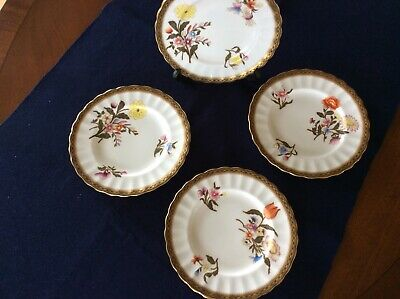 £40 • Buy Royal Worcester Hand Painted Side Plates