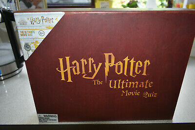 £10.50 • Buy Harry Potter The Ultimate Movie Quiz