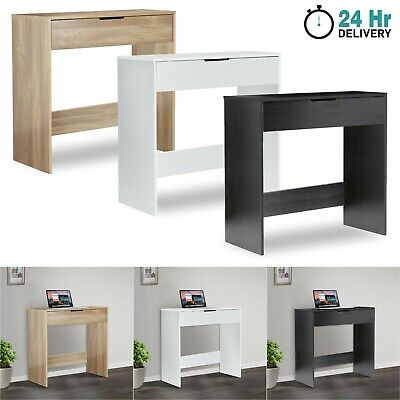 £29.99 • Buy Dressing Table Vanity Wooden Small Computer Desk Home Office Bedroom Furniture