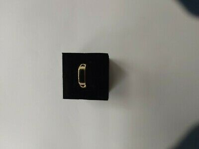 £36 • Buy 9ct Gold And Black Onyx Signet  Ring Size M Men's Or Ladies Gift 🎁