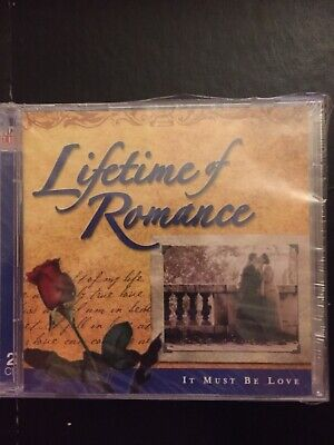 £2.50 • Buy Lifetime Of Romance It Must Be Love Unused 32 Track Easy Pop Compilation Cd