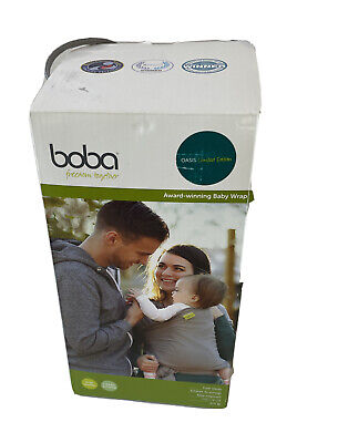 £8.78 • Buy Boba Freedom Together Baby Carrier, Dusk, Foot Straps, 7-35 Lbs. Turquoise