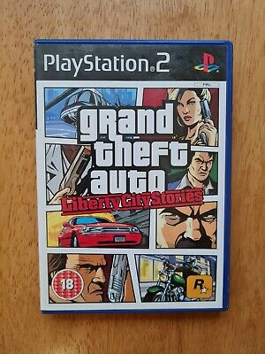 £1 • Buy Grand Theft Auto: Liberty City Stories (PS2, 2006) PlayStation 2 PAL