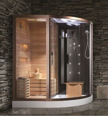 £4500 • Buy Dry Sauna And Steam Room