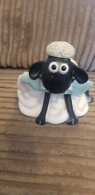 £3.50 • Buy  Wallace & Gromit Shaun The Sheep Tooth Brush Holder 1989