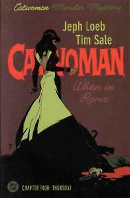 £2.50 • Buy Catwoman When In Rome 4 Dc