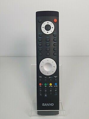 £6.99 • Buy Genuine Sanyo RC1050 Remote Control For Sanyo Logik TV Specific Models ONLY
