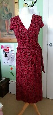 £2 • Buy ❤❤beautiful  Wrap Dress Size 8 Really Cute Day Dress ❤❤phase Eight