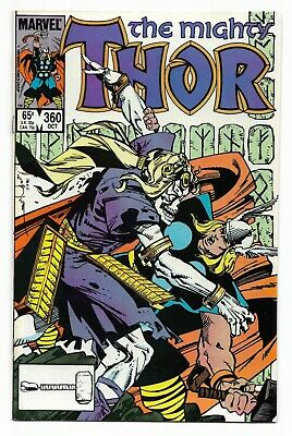 £3.95 • Buy Thor #360 (Vol 1) : NM- 9.2 :  Into The Valley Of Death!