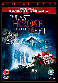 £1.95 • Buy The Last House On The Left DVD